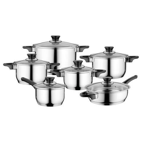 12пр набор посуды Gourmet