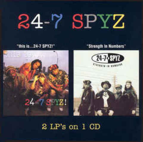 24-7 SPYZ: This Is...24-7 SPYZ / Strength In Numbers