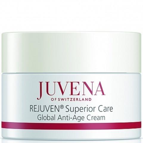 JUVENA Антивозрастной крем глобального действия для мужчин | REJUVEN® MEN SUPERIOR CARE Global Anti-Age Cream