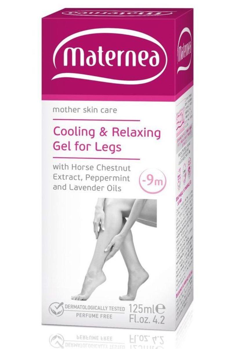 Охлаждающий и успокаивающий гель для ног (125 ml) 04655 цветной