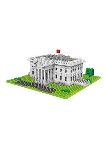 Конструктор Wisehawk & LNO Белый дом США 874 детали NO. 3329  The White House Gift Series