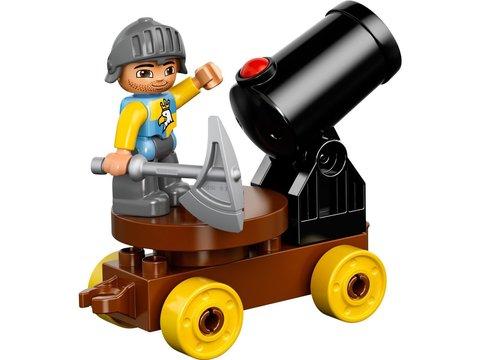 LEGO Duplo: Королевская крепость 10577 — Big Royal Castle — Лего Дупло