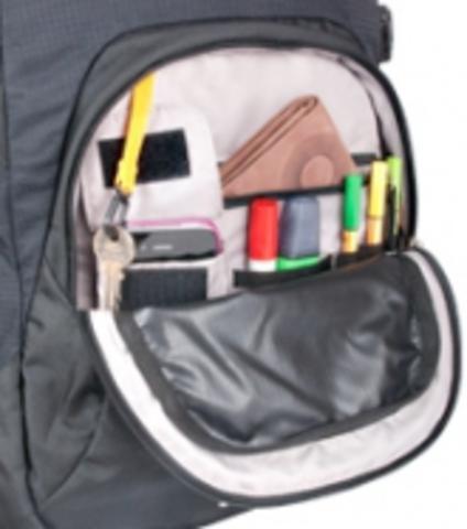 Картинка рюкзак школьный Deuter Graduate Aubergine-Lion - 5