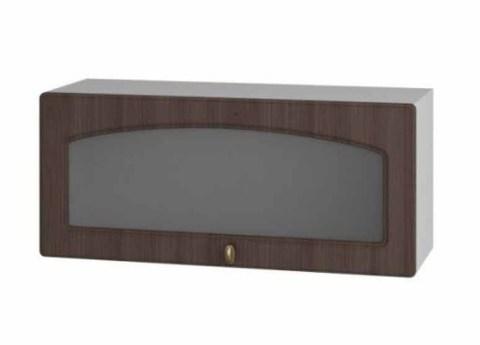 Кухня Монако ПГС 800 Шкаф верхний, стекло