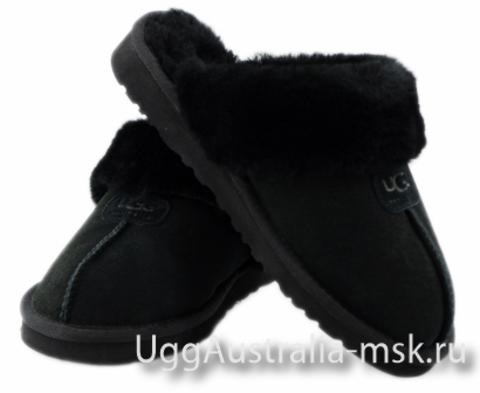 Ugg Slipper Black
