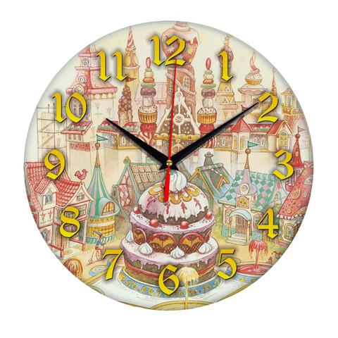 настенные часы Щелкунчик