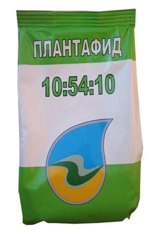 ПЛАНТАФИД 10-54-10 стимуляция цветения и завязи плодов 1 кг