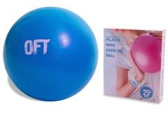 Мяч для пилатес Original FitTools 25 см 160 грамм - 2