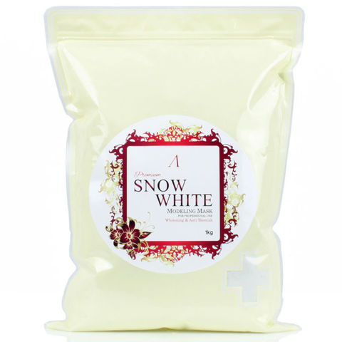 Snow White Modeling Mask / Refill