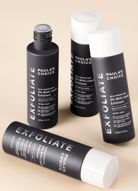 Paula's Choice Skin Perfecting 2% BHA Liquid Exfoliant эксфолиант 118мл