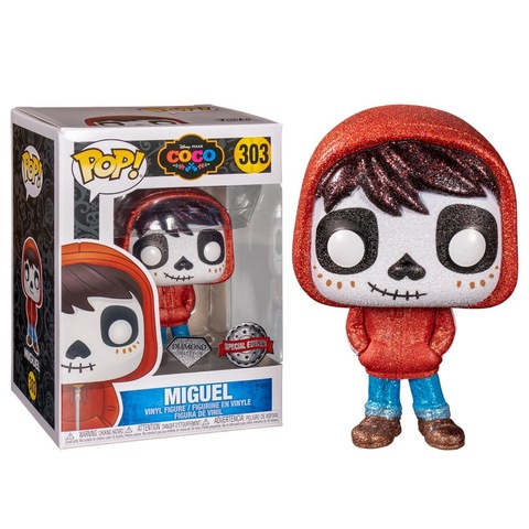 Miguel (Coco) Diamond Funko Pop! Vinyl Figure || Мигель
