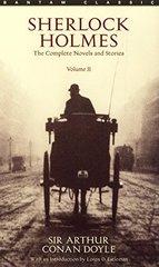 Sherlock Holmes: Complete Stories Vol.II