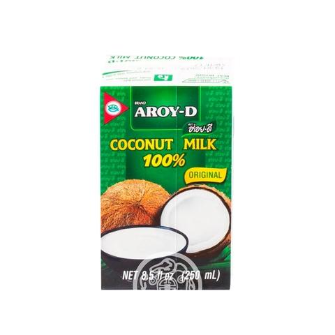 Кокосовое молоко AROY-D 250мл Тайланд