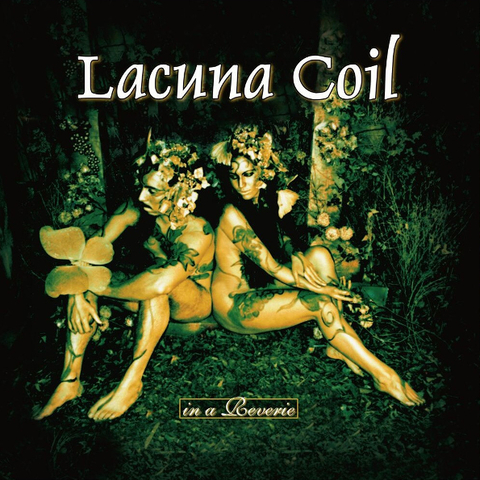 Виниловая пластинка. Lacuna Coil - In A Reverie