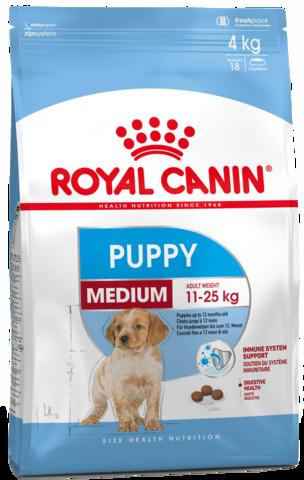 Medium Puppy - для щенков собак средних размеров