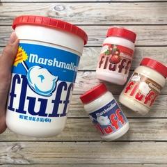 Marshmallow Fluff Кремово-ванильный маршмеллоу 454 гр