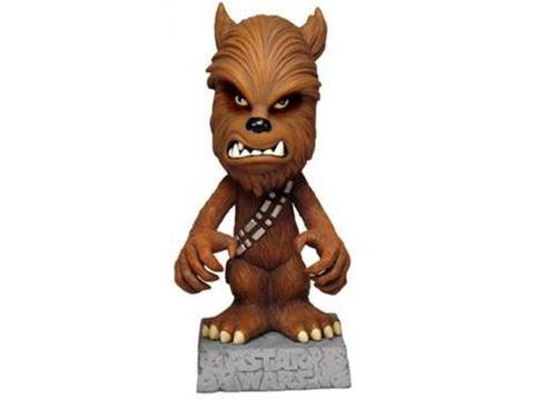 Wacky Wobbler - Chewbacca Monster Mash-Up