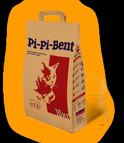 Pi-Pi-Bent (Пи-Пи-Бент) наполнитель классик 10 л