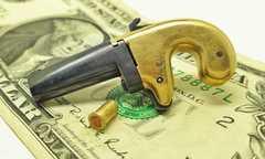 Miniature Colt Derringer n.1