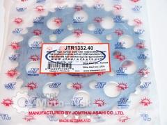 Звезда задняя JT R 1332.40 ZBK Honda CB 750 CB-1 CB400 F