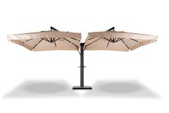 Зонт для кафе двухкуполный 4sis Рим