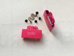 Металлический крепеж Solo 2.0 (Розовый)