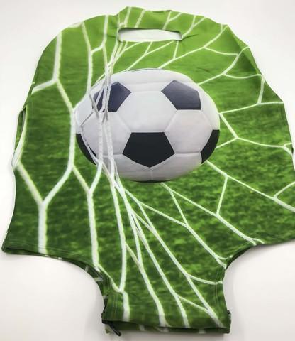 Чехол для чемодана - Футбол