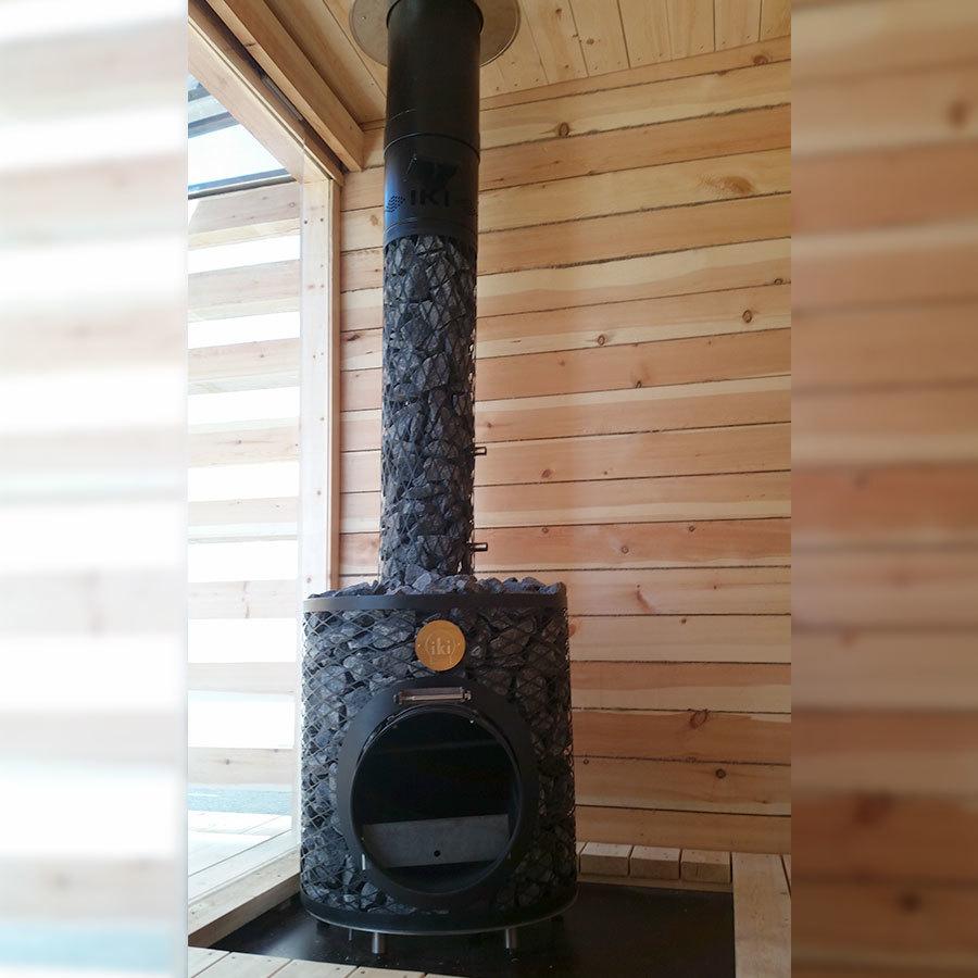Печь для сауны IKI Mini, фото 5