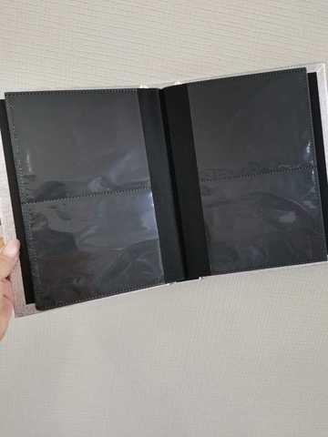 Альбом для слайдеров (серебро) 120 карманов