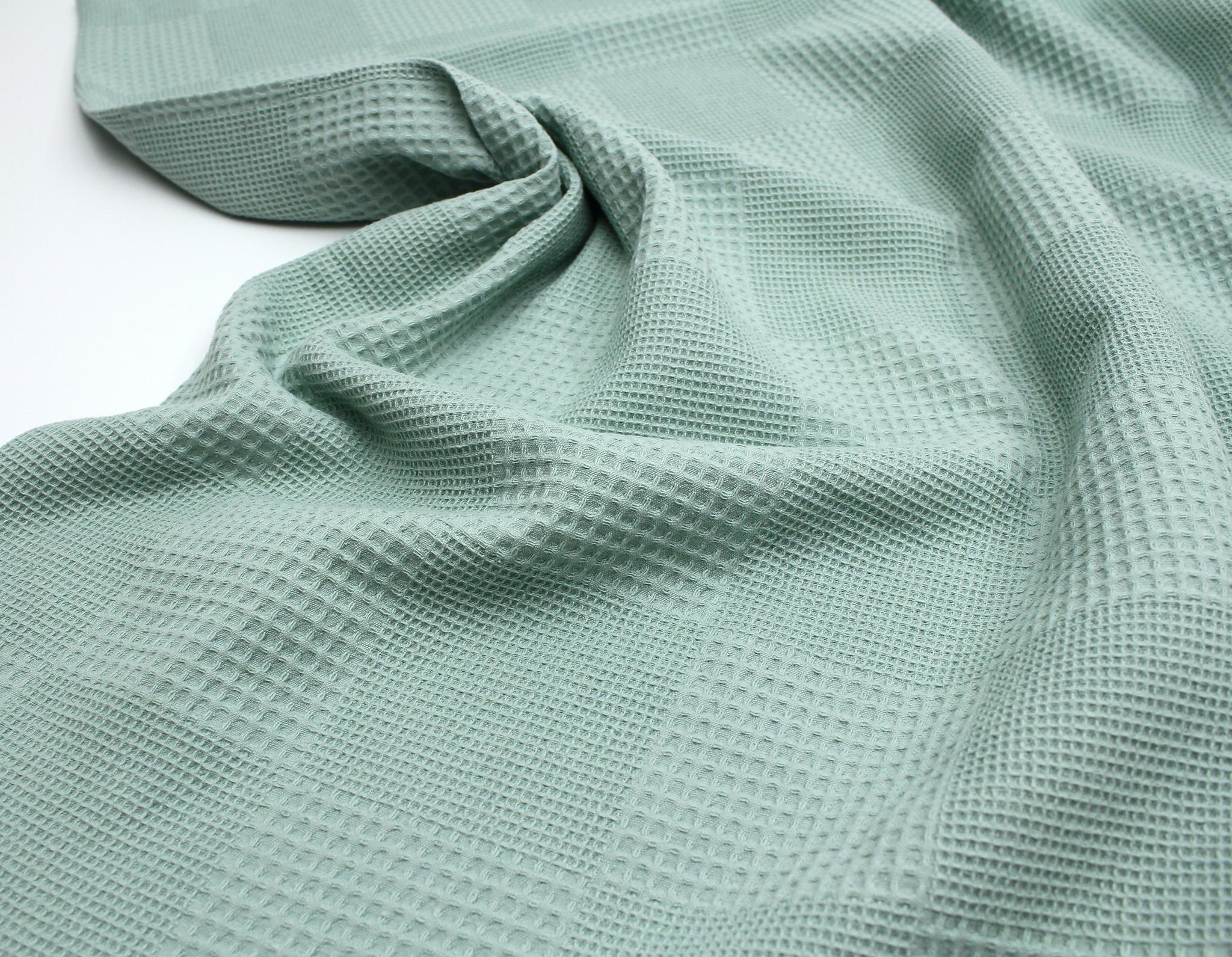 Вафельная ткань,розмарин,Турция,221 см