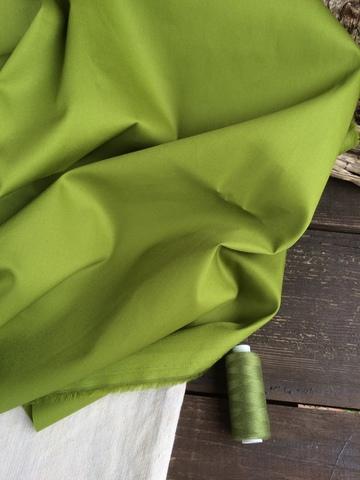 Хлопок 100%, цвет Молодая листва