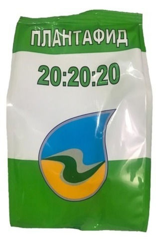 ПЛАНТАФИД 20.20.20 универсальное 1 кг