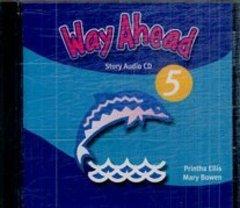 New Way Ahead 5 Story Audio CD !!