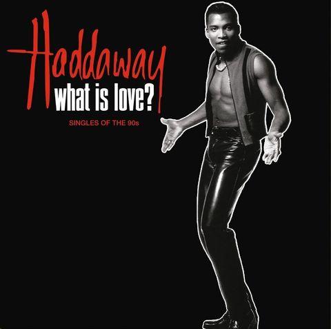 Виниловая пластинка. Haddaway - What Is Love?