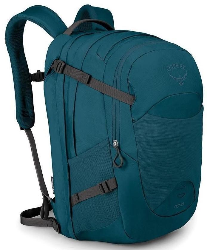 Городские рюкзаки Рюкзак Osprey Nova 33 Ethel Blue nova_f19_side_ethel_blue_1.jpg