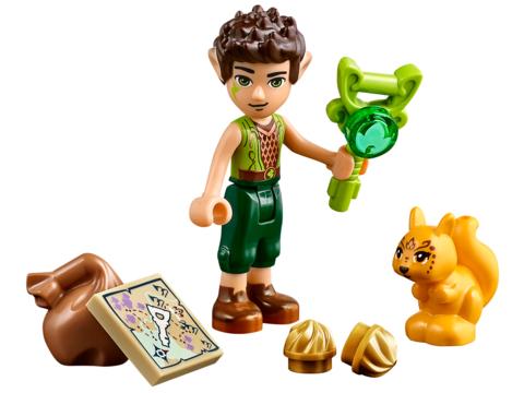 LEGO Elves: Фарран и Кристальная Лощина 41076 — Farran and the Crystal Hollow — Лего Эльфы