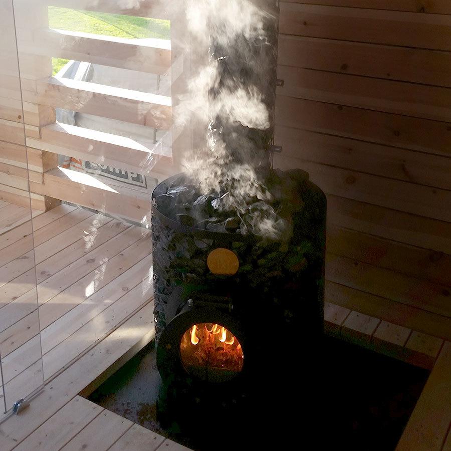 Печь для сауны IKI Mini, фото 7