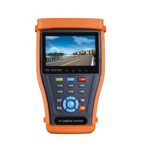 TIP-A-4,3 Универсальный монитор-тестер аналоговых и IP-видеокамер (базовая модель + AHD)