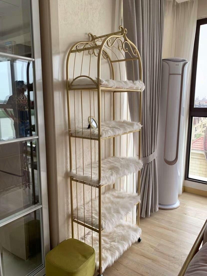 Стеллаж Bird's Cage