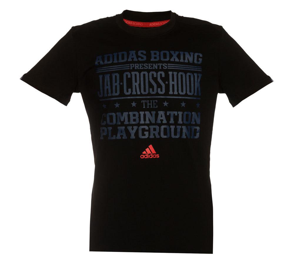 Одежда Футболка Graphic Tee Slogan Boxing черно-красная futbolka_graphic_tee_slogan_boxing_cherno_krasnaya.jpg