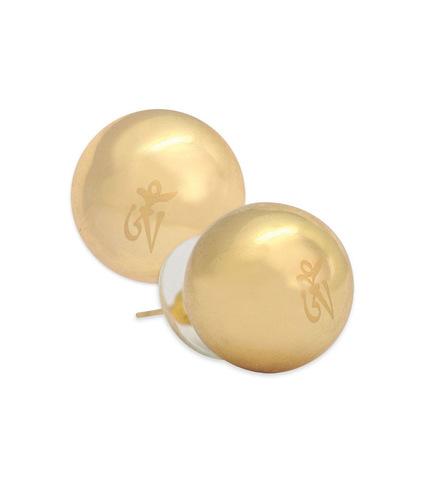 Серьги Хум (золото)