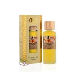 Массажное масло для тела Лилавади, HerbCare