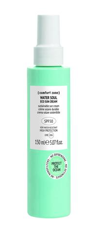 [comfort zone] Крем солнцезащитный для лица и тела экстрастойкий SPF50 WATER SOUL
