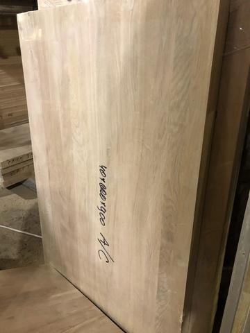 Дальневосточный дуб А/С Мебельный щит из дуба Цельноламельный