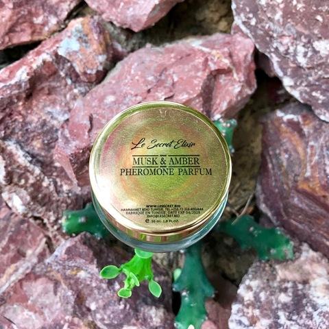 Elixir Aroma Бальзам парфюмированный с Феромонами