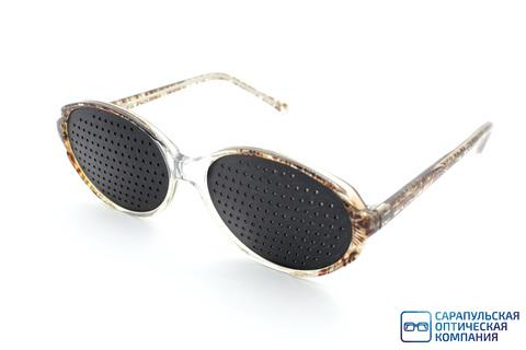 Перфорационные очки тренажеры MATSUDA M1007
