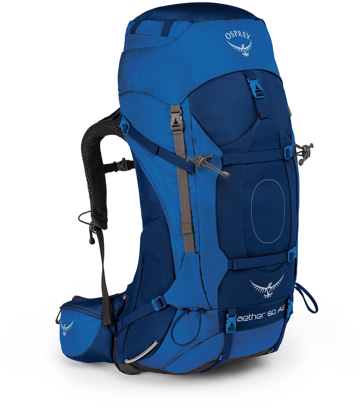 Туристические рюкзаки Рюкзак туристический Osprey Aether AG 60 Aether_AG_60_S17_Side_Neptune_Blue_web.jpg