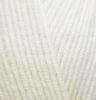 Пряжа Alize Lanagold 800 450  (Жемчужный)