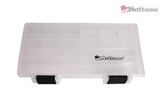 Коробка рыболовная Mottomo MB8408 228x112x35мм