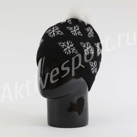 Картинка шапка Eisbar royal fur crystal 9 - 1